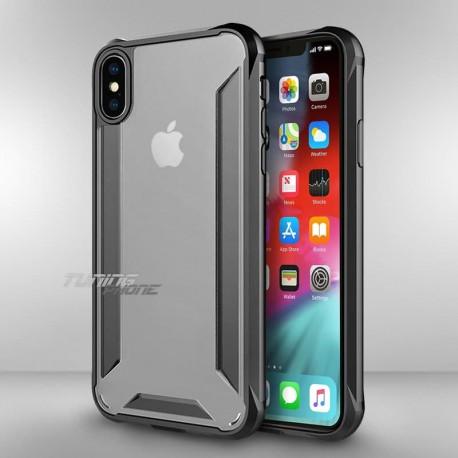 Кейс за Iphone X - Crystal Hybrid X