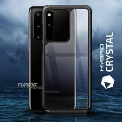 Кейс за Galaxy S20 / S20 Plus - Crystal Hybrid X