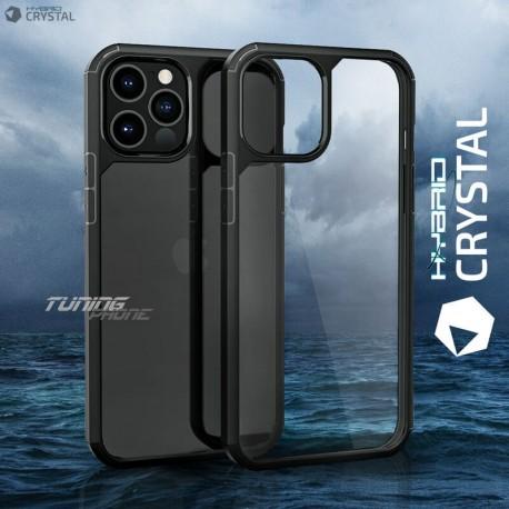 Кейс за Iphone 12 / 12 Pro / Pro Max - Crystal Hybrid