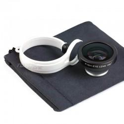 Fisheye смартфон камера