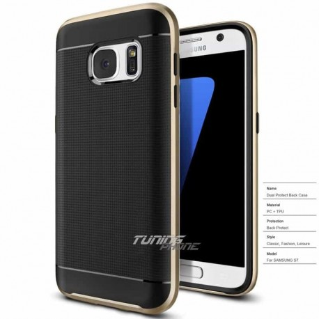 Кейс за Galaxy S7 / S7 edge - Dual Cover