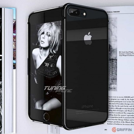Iphone 7 / 7 Plus Griffin Black Crystal кейс